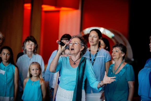 Австралийский хор Voice Weavers