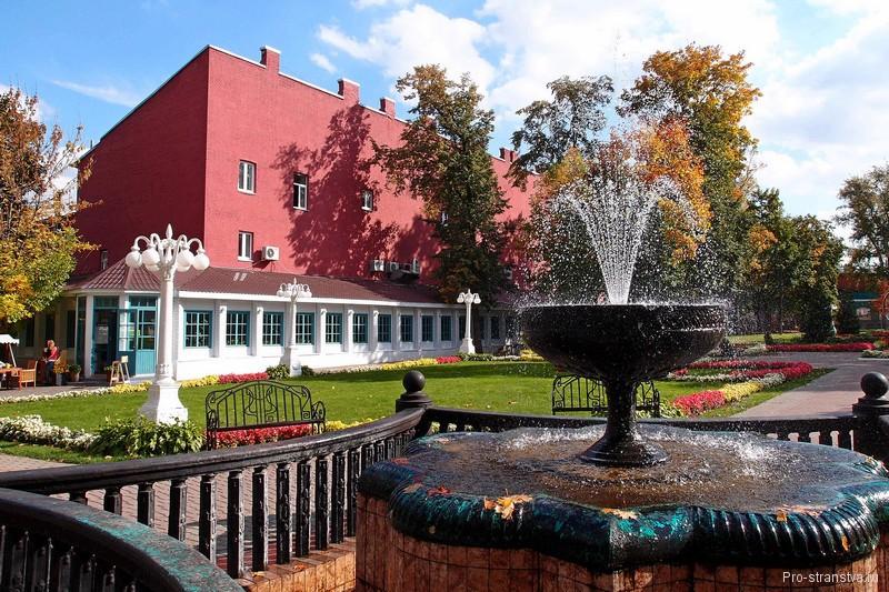 Картинки по запросу Сад «Эрмитаж»: театральный парк